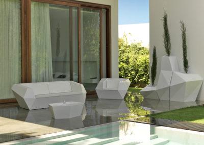 vondom sofa poligonal